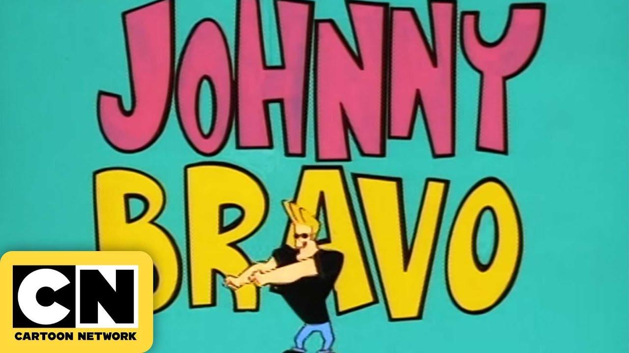 Johnny Bravo Theme Song Cartoon Network Youtube