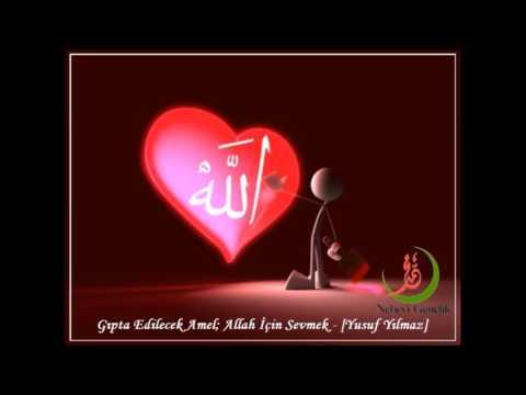 Gıpta Edilecek Amel; Allah İçin Sevmek...