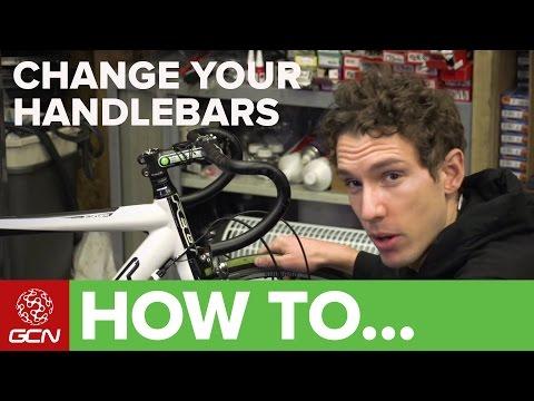 How To Change Your Handlebars