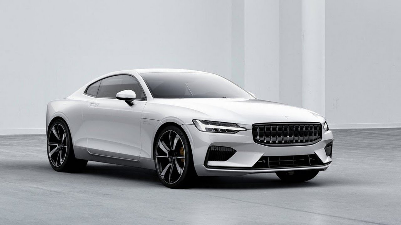 new  2020 polestar 1 - electric cars from volvo car grups