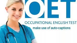 Oet Listening Sample Test For Nurses