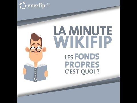 LA MINUTE WIKIFIP - Les fonds propres, c'est quoi ?