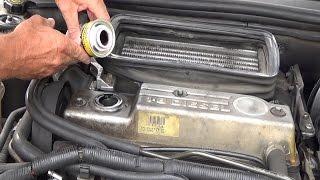 Arbeitet  Motoröl Verlust Stopp  ? Vorher versus nachher