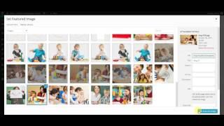 Fable - Children Kindergarten WordPress Theme: Creating New Team