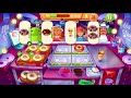 COOKING CRAZE  FASTFOOD  IOS/ANDROID (GAMEPLAY)