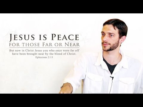 Jesus is Peace for those Far or Near - John Dees