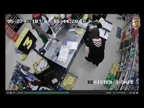 Police Release Surveillance Video Of Suspect In Fatal Shooting Of Dollar General Employee