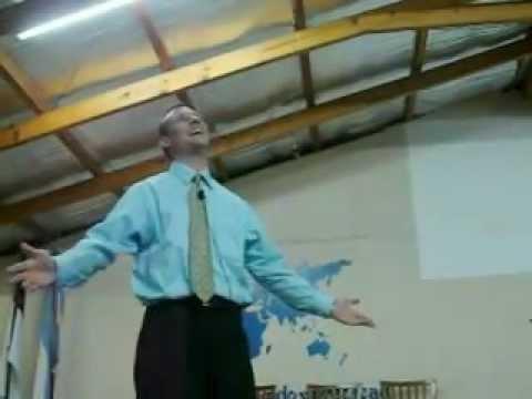 Iglesia Bautista El Faro - 27-07-11(Predica El Pastor Jeffry Bush) Argentina