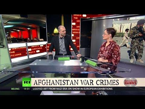 [597] Afghanistan War Crimes & Tragedy in Texas