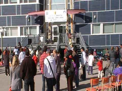 Nunavut Day Rap 2010   Iqaluit