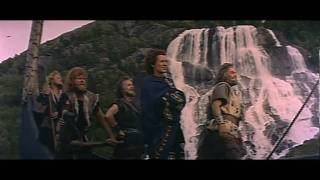 The Vikings (1958) trailer -- Kirk Douglas, Tony Curtis, Janet Leigh, Ernest Borgnine