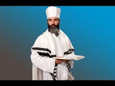 Yom kippur Kol nidre prayer Cantor Avraham Feintuch כל נדרי - חזן אברהם פיינטוך