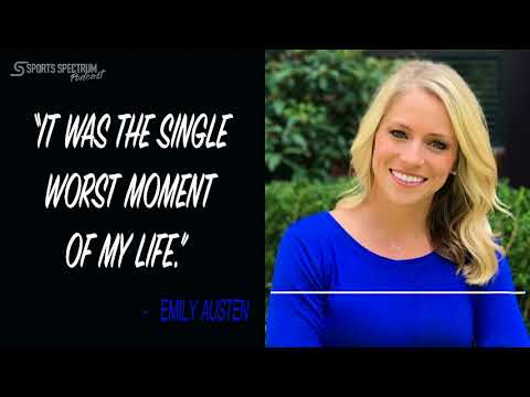 Former Fox Sports reporter Emily Austen says losing her job was the worst moment of her life