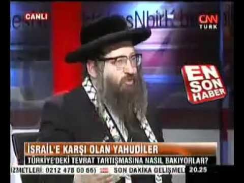 İsrailin siyonist rejimine, karşı olan Yahudiler