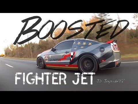 2014 Turbo Fighter Jet Mustang - f bomb 111 - Most Popular