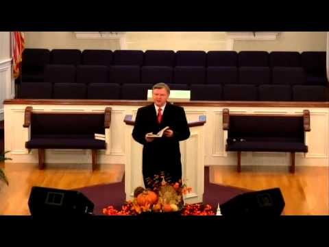 A Call to Give Thanks by Bennie Bush