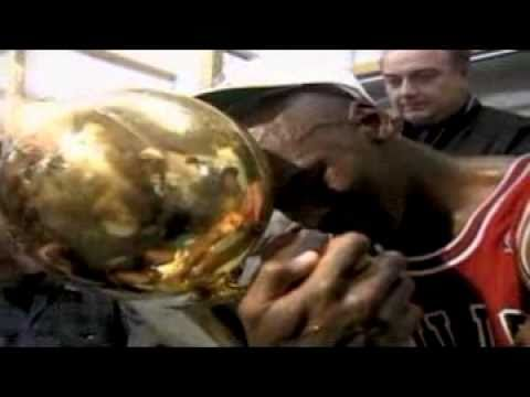 Michael Jordan Emotional Moment