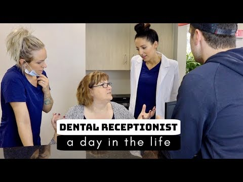 A Day In The Life Of A Receptionist