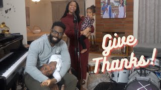 Give Thanks | Wilson World |Thanksgiving 2020