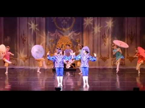 Chinese Dance From The Nutcracker Suite