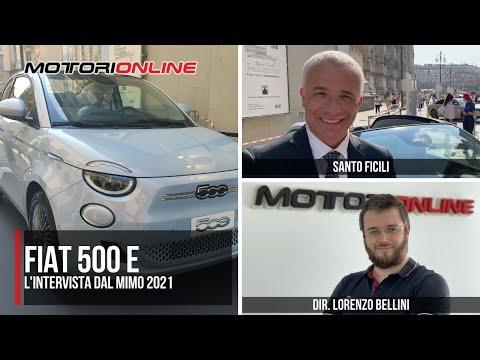 MiMo 2021 | INTERVISTA A SANTO FICILI, Country Manager Stellantis Italia