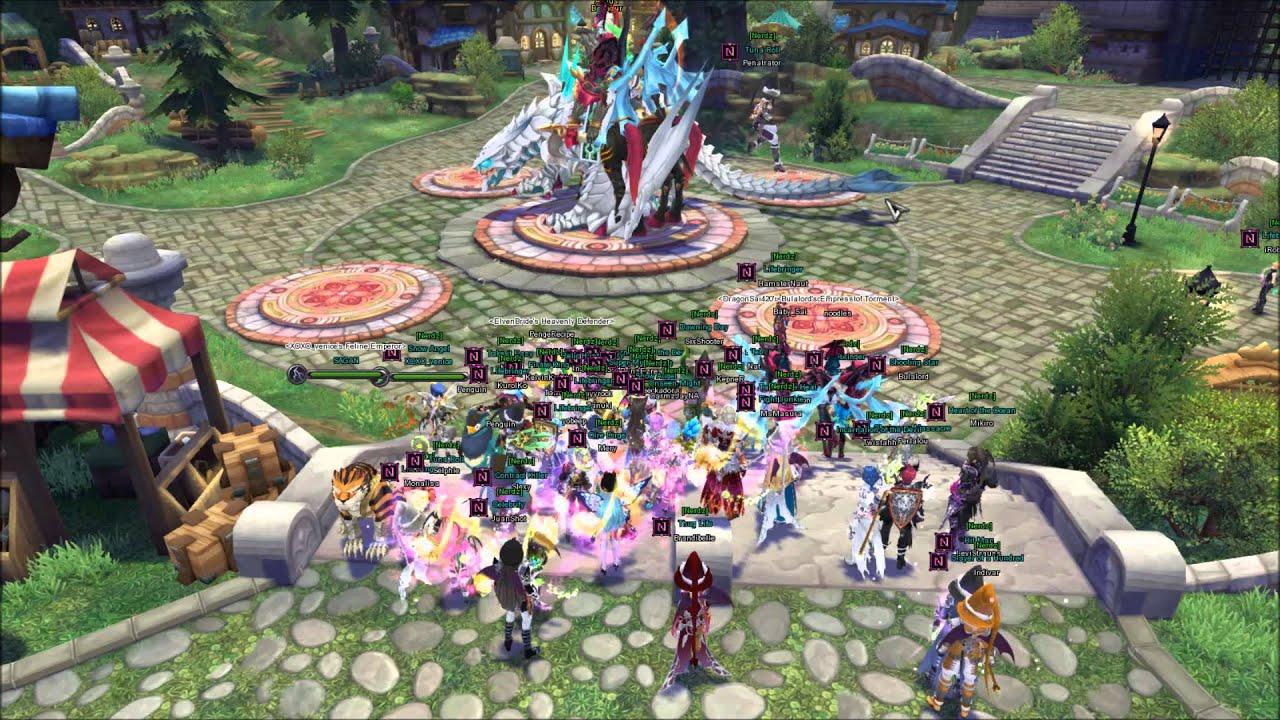 aura kingdom hydra guild