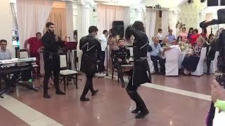 Лезгинка на свадьбу в Армавире