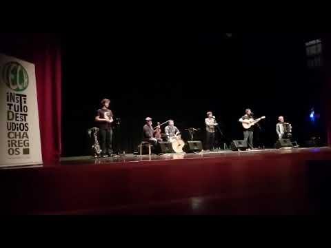 Concerto de Os D'Abaixo en Vilalba