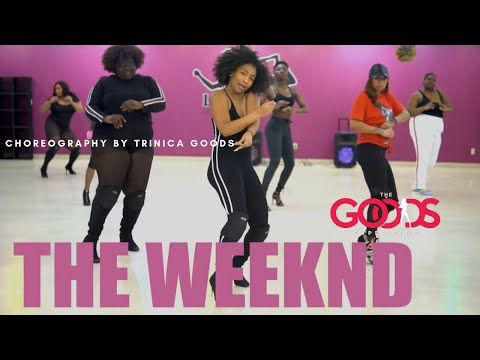 """The Weeknd  """"Party Monster"""" Choreography By Trinica Goods"""