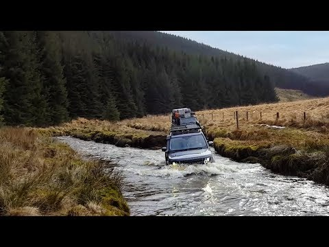 Land Rover Adventure Club: Wales 2018 – Cambrian Adventure 1