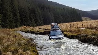 Land Rover Adventure Club: Wales 2018 – Cambrian Adventure 1