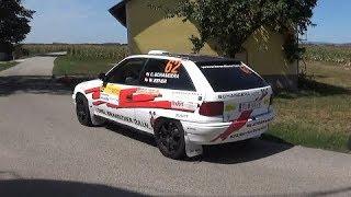 2. Perger Mühlstein Rallye 2018 SCHANDERA Christian-EBNER Wilfried