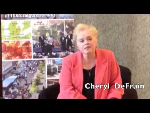 Flint and Genesee in 30 Seconds with Cheryl Defrain Be A Tourist