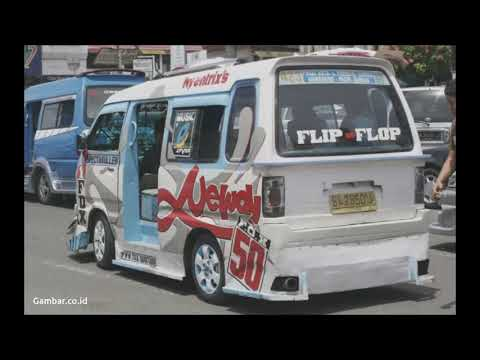 45+ Modif Mobil Mini Bus Gratis Terbaik