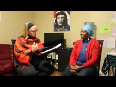 An Interview with Dr. Afua Cooper   Part 1 intro to Henry Bibb