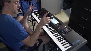 Yamaha MODX7 First Impressions