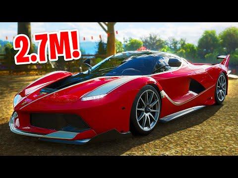 $2.700.000 FERRARI FXXK GEKOCHT! - Forza Horizon 4