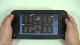 Игровой плеер Func Titan-01: Игры