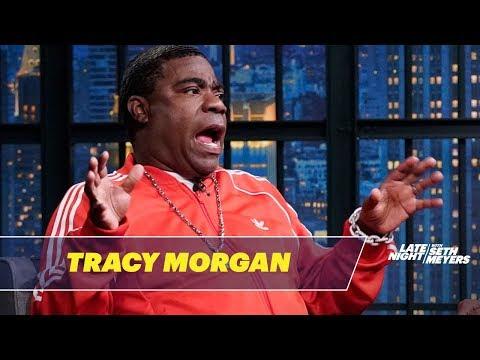Tracy Morgan Doesn't Believe In Wearing Condoms