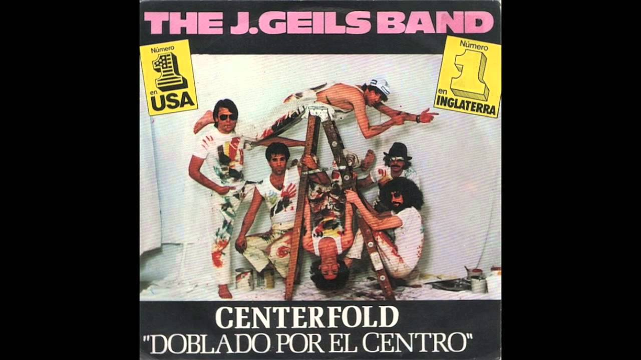 J. Geils Band - Centrefold [HQ] - YouTube