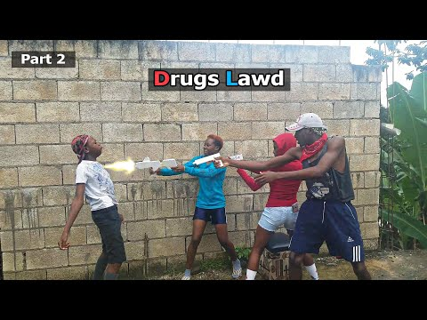 Drugs Lawd Part 2   Jamaican Short Film   @Javaughn Hinds