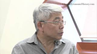 Chinese Economic History -- An interview with Dr. Kent Deng