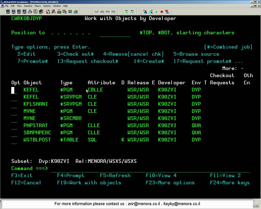As400 Web Service Server.Avi - Youtube