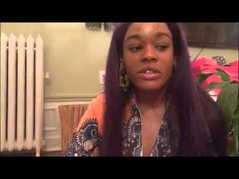 Azealia Banks on supporting Donald Trump - 2016 Election Full Periscope 05/07/16