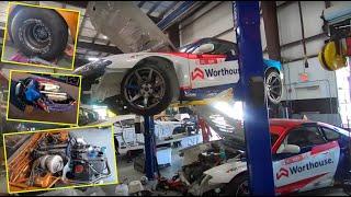 2JZ HEAVEN - Drifting & Drag Racing | Piotr Wiecek & James Deane