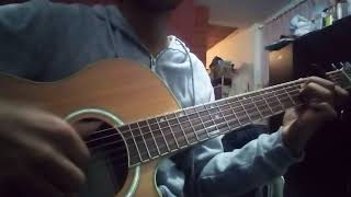 Fullmetal Alchemist Brotherhood Ending 1 (SID) - Uso -Fingerstyle guitar (Cover) - Lezael