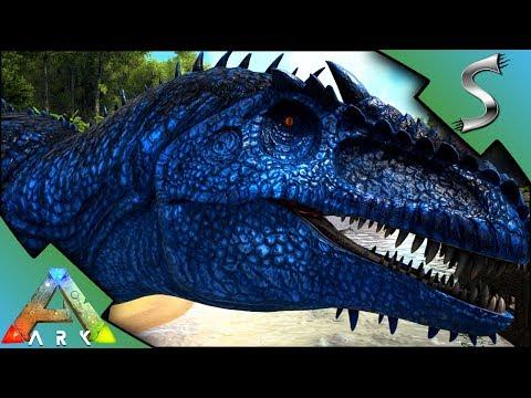 RANDOMLY MUTATED GIGA! COLOUR MUTATIONS, GIGANOTOSAURUS BREEDING! - Ark: Survival Evolved [S3E112]