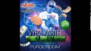 Vybz Kartel Money Pon Mi Brain Ct Scan Official Audio Dancehall 2014 21st Hapilos
