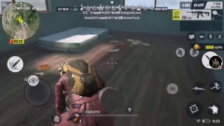 Rules of Survival / PUBG?