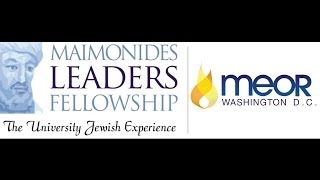 Maimonides Fall 2013 at The George Washington University